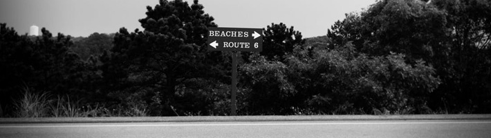 Route to Beach and Route 6 | C Enterprises