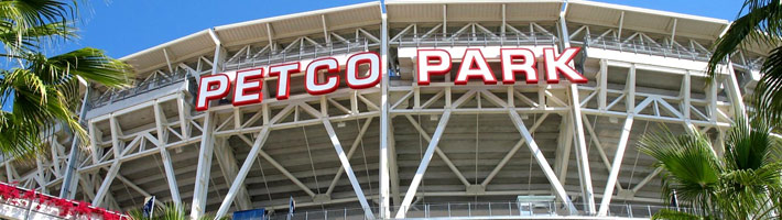 Petco Park From the Outside | C Enterprises