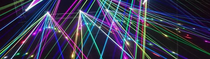 Electronic Laser Lighting | C Enterprises