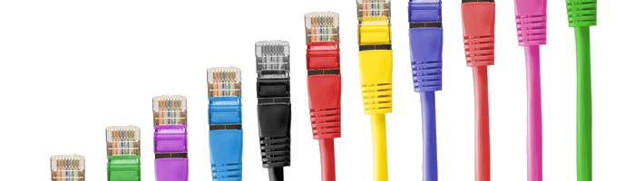Colored Ethernet Cables | C Enterprises