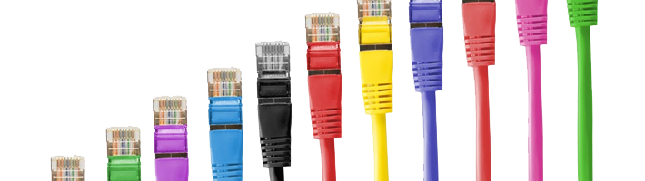 Colored Ethernet Cables | C Enterprises